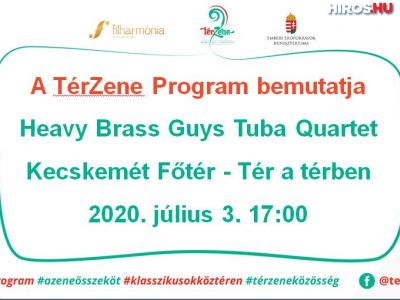 A Heavy Brass Guys Tuba Quartet a