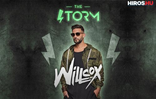 The Storm vol1 w/ Willcox  kép