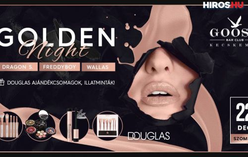 Golden Night - Dragon S, Freddyboy, Wallas  kép