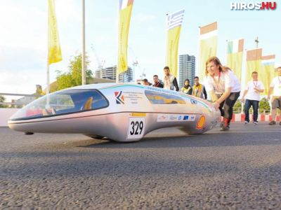 A Kandó Electric csapata idén is indul a Shell Eco-marathonon